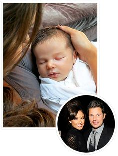 Nick and Vanessa Lachey's Son Camden: The First Photos! http://news.instyle.com/2012/10/01/nick-vanessa-lachey-camden-photos/#