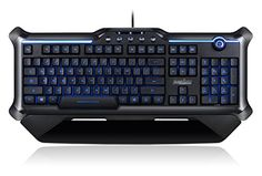 Perixx PX1200 Backlit Gaming Keyboard  Antighosting 18 Keys  RedBluePurple Illuminated Keys >>> Details can be found by clicking on the image.