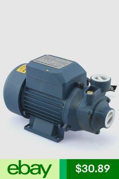 Myers Pumps 1-1/2 - 2 HP Cast Iron Centrifugal Pump / Motor Units, 3