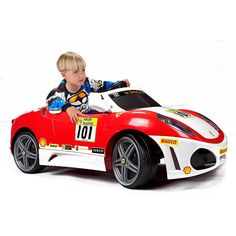 Feber Ferrari Ff Electric Battery Powered Child Ride On Toy Car