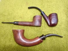 experimental handmade by B.F pipes