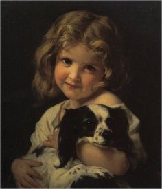 _Hughes_Merle__Young_Girl_with_Span
