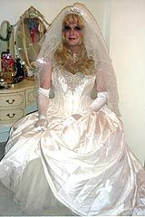 Dress-Me-Up - Cross Dressing Service - Bride Photo Gallery