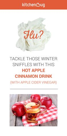 Kitchen Hacks: Flu Remedies. Try this natural hot drink to fight the flu and cure the common cold.