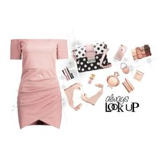 """""""❤️❤️"""" by sergheianamaria on Polyvore featuring RED Valentino, Charlotte Russe, Paco Rabanne, Allurez, Too Faced Cosmetics, Jouer, Yves Saint Laurent and tarte"""