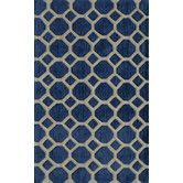 Found it at Wayfair - Finley Navy Tufted Area Rug