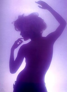 Purple Silhouette