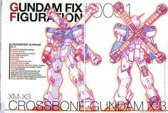 XM-X3 Crossbone Gundam X-3