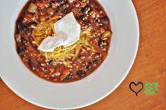 Hearty Chili FoodLoveTog.com