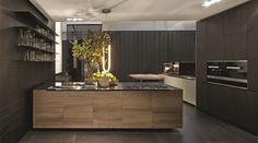 Poliform|Varenna _ Phoenix 2 kitchen