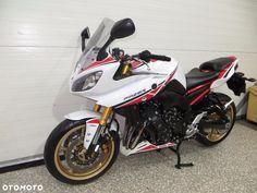 Yamaha FZ Fz 8 Fazer ABS! doinwestowany Jeden własciciel !! - 8