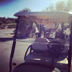 """February 17: It's tee """"time!"""" #golf #FebPhotoADay"""