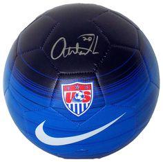 Sports Integrity - Abby Wambach Signed Authentic Team USA Nike Full Size Soccer Ball PSA, $169.00 (http://www.sportsintegrity.com/soccer/autographed-balls/abby-wambach-signed-authentic-team-usa-nike-soccer-ball-psa/)