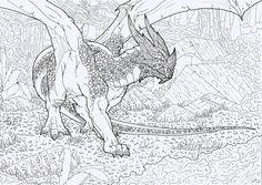 Dragon by Kyan0s on deviantART