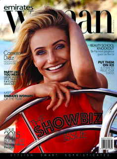 December 2014, Showbiz Issue, Cameron Diaz