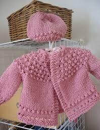 Anlatımlı Örgü Kız Bebek Hırka Modelleri