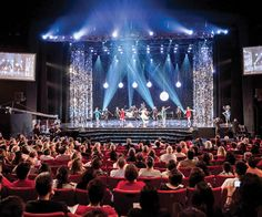 The 55th annual Los Angeles County Holiday Celebration fills the Dorothy Chandler Pavilion on Wednesday, Dec. 24. The free show is first-come, first-served. #DTLA #LA #LosAngeles #DowntownLA #DowntownLosAngeles #DorothyChandlerPavilion #holiday #free #eventsinDTLA