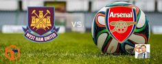 West Ham vs Arsenal (Tip) - http://www.tipsterhq.com/west-ham-vs-arsenal-tip/