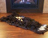 red and black by Ilona Rumiantceva on Etsy Shag Rug, Rugs, Gifts, Etsy, Black, Home Decor, Shaggy Rug, Farmhouse Rugs, Homemade Home Decor