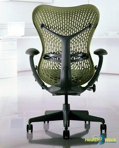 Ergonomische Herman Miller bureaustoel