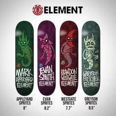 Instagram #skateboarding photo by @treesse - #ELEMENT Sprites Series 5490 cad.  In tutti gli store Treesse http://ift.tt/1jf5tQo o a casa tua in 48h. Info/ordini 02.3927194 mailorder@treessesport.it spese di spedizione #gratis  #elementskateboards #elementbrand #elementeurope #skateboarding #skateboard #skatelife #skateeverydamnday #skate #decks #ootd #sprites #cool #new #newarrivals @srddistribution #fresh #top #bestbuy #treessesport #treesse. Support your local skate shop…