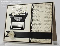 Stampin' Up! SU by Jen Sannes, Simple & Sincere