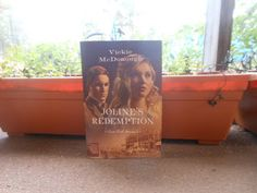 Joline's Redemption by Vickie McDonough. Check out my #review here: http://spreadinghisgrace.blogspot.com/2015/11/my-bookshelf-jolines-redemption-by.html