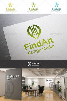 Find Art Pencil Design - Logo Design Template Vector #logotype Download it here: http://graphicriver.net/item/find-art-pencil-design/6181144?s_rank=1223?ref=nexion