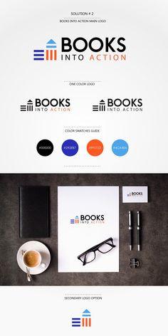 Guaranteed payment and constant feedback for Logo Education Logo, Logo Design, Logos, A Logo, Legos