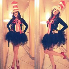 WOMENS CAT IN THE HAT - Google Search                              …
