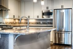 Looking to upgrade your kitchen? // Design by 303 Development Custom Homes, Denver, Kitchen Design, King, Home Decor, Cuisine Design, Room Decor, Home Interior Design, Home Decoration