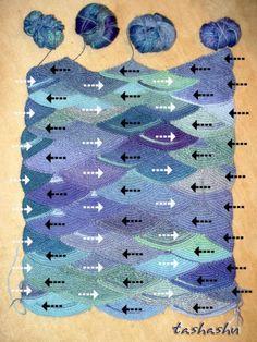 """Пальто""""Чешуя змеи"""". Обсуждение на LiveInternet - Российский Сервис Онлайн-Дневников"""