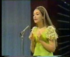 ▶ Kristina Hautala - Kun kello käy (Finland ESC 1968) - YouTube