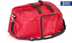 Get 50% #discount on Samsonite Red Tote-A-Ton Packable Duffel Bag #onlinedeals