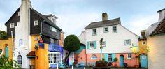 Battery Square   Portmerion Village - Wales