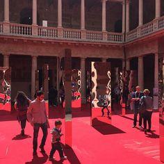 Alberto Roman parla di #TEDxPadova su Instagram Dagli specchi di @tedxvicenza vis-à-vision agli specchi di #tedxpadova #domaniora
