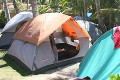 Pitch your tent near the beach, the bay, or amongst the palm trees in the garden and create your own private space in the ashram. Bring your...
