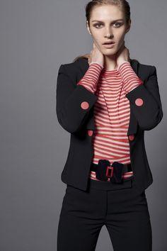 Giorgio Armani - Pre - Spring/Summer 2016 Ready-To-Wear - NYFW (Vogue.co.uk)