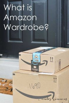 Find out what is Amazon Wardrobe and why you need it in your life. Make More Money, Make Money From Home, Amazon Prime Day Deals, What Is Amazon, Top Blogs, Earn Money Online, Online Business, Skin Care, Style Inspiration