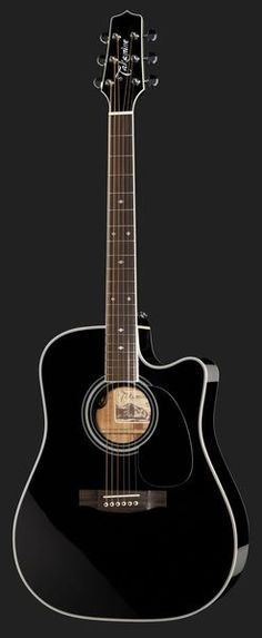 Takamine EF341SC Bruce Springsteen model #thomann #takamine #guitar