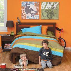 Find Boys Bedroom Ideas, Boys Bedding and Boys Coordinating Room Decor