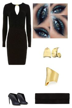 """""""Safe Choises"""" by dezaval ❤ liked on Polyvore featuring moda, Balenciaga, Rick Owens, T Tahari y Maiyet"""