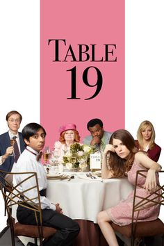 Eloise, having been relieved of maid of honor duties after being unceremoniously dumped by the best man via text, decides to attend the wedding anyway, only to find herself seated with five fellow unwanted guests at the dreaded Table 19. Watch Table 19 2017 online free jkland.net