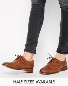 Image 1 of ASOS MILLIONAIRE Leather Brogues