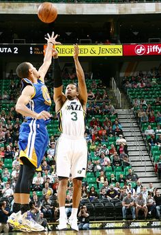 10.8.13 | Trey Burke scored 12 points and dished out three assists for the Jazz.