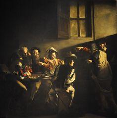 La vocación de San Mateo es un cuadro del pintor italiano Caravaggio. Está realizado al óleo sobre lienzo. Pertenece al ciclo de la Vida de san Mateo que le fue encargada en 1599 para decorar la Capilla Contarelli en la iglesia romana de San Luis de los Franceses, donde aún se conserva.