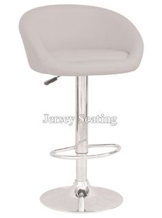 Set Of 2 JERSEY SEATING White Leather Bar Stool Counter Swivel Chair by JerseySeating, http://www.amazon.com/dp/B006BBQRYK/ref=cm_sw_r_pi_dp_B9Horb1EFNQA2