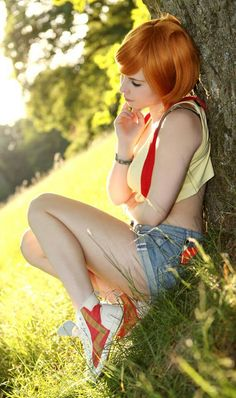 Cosplay- May from pokemon