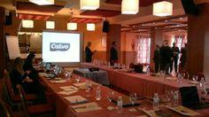 Escapada Rural en Sepúlveda: #reunión CALVO #empresa en #Sepúlveda  www.vadodelduraton.com