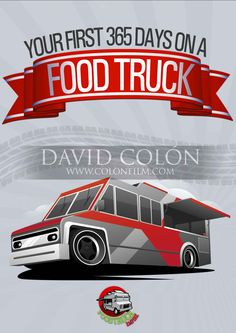 FOOD TRUCK Book Cover